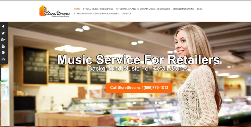 StoreStreams offers the best music for retail spaces